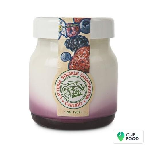 Vollmilchjoghurt Mit Extra Waldfruchtemarmelade Chiuro